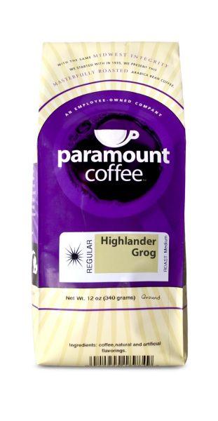 0e59d600ac5 Highlander Grog 12 oz Ground Coffee