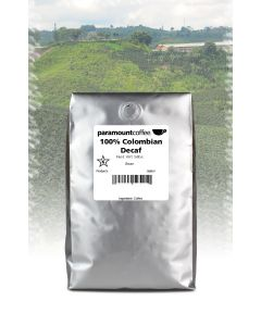 100% Colombian Decaf 5 lb Whole Bean Coffee