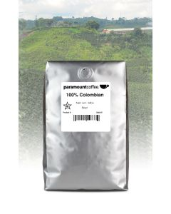 100% Colombian 5 lb Whole Bean Coffee