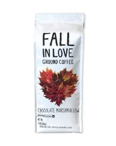 Fall In Love Chocolate Marshmallow 12 oz Ground Coffee