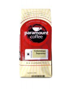 Colombian Supremo 12 oz Ground Coffee