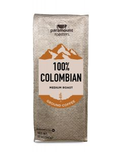 100% Colombian 12 oz Ground Coffee