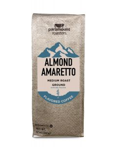 Almond Amaretto 12 oz Ground Coffee