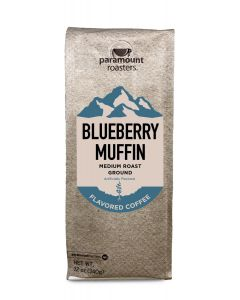 Blueberry Muffin 12 oz Ground Coffee