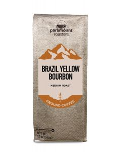 Brazil Yellow Bourbon 12 oz Ground Coffee