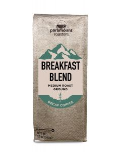 Breakfast Blend Decaf 12 oz Ground Coffee