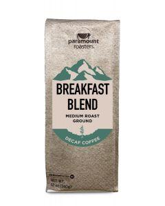 Breakfast Blend Decaf 12 oz Ground Coffee