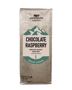 Chocolate Raspberry Decaf 12 oz Ground Coffee