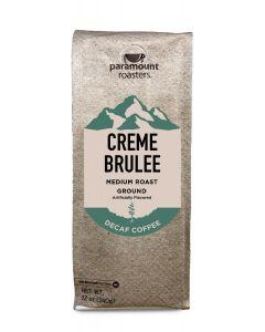 Creme Brulee Decaf 12 oz Ground Coffee