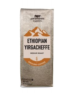 Ethiopian Yirgacheffe 12 oz Ground Coffee