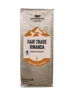 Fair Trade Rwanda 12 oz Ground Coffee