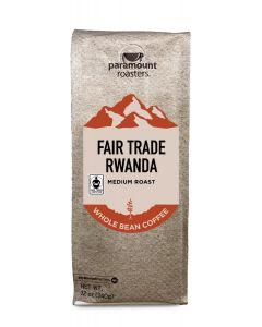Fair Trade Rwanda 12 oz Whole Bean Coffee