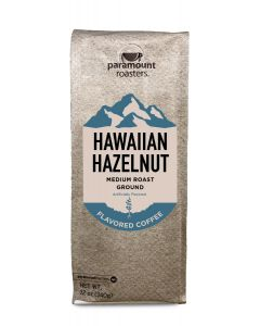 Hawaiian Hazelnut 12 oz Ground Coffee