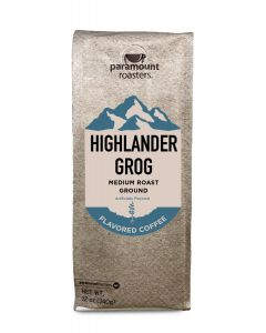 Highlander Grog 12 oz Ground Coffee