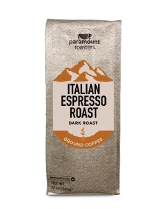 Italian Espresso Roast 12 oz Ground Coffee