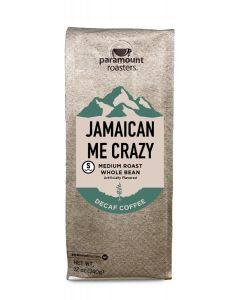 Jamaican Me Crazy  SWP Decaf 12 oz Ground Coffee