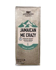 Jamaican Me Crazy  SWP Decaf 12 oz Ground Coffee