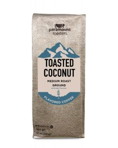 Toasted Coconut 12 oz Ground Coffee