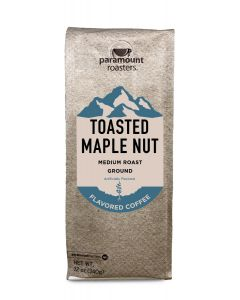 Toasted Maple Nut 12 oz Ground Coffee