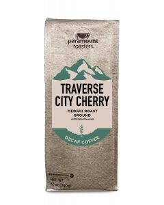 Traverse City Cherry  Decaf 12 oz Ground Coffee