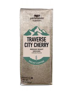 Traverse City Cherry  Decaf 12 oz Ground Coffee