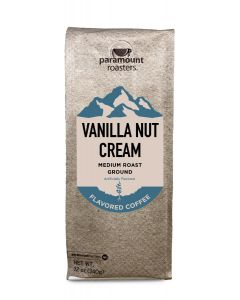 Vanilla Nut Cream 12 oz Ground Coffee