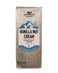 Vanilla Nut Cream 12 oz Ground Coffee