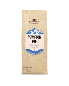Pumpkin Pie 12oz Ground