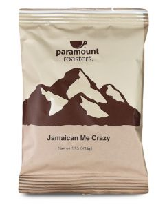 Jamaican Me Crazy Single Coffee Pot Packets