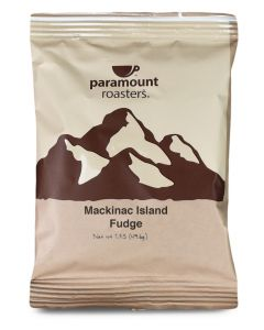 Mackinac Island Fudge Single Coffee Pot Packets