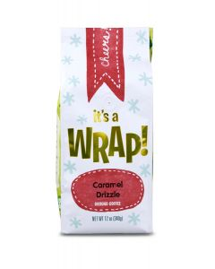 It's a Wrap: Caramel Drizzle 12 oz Ground Coffee