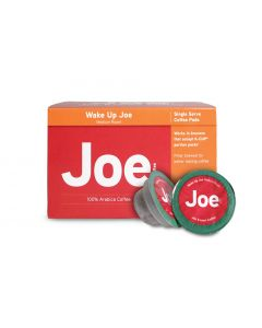 Wake Up Joe Single Serve Pods 12 Count