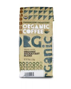 Organic Breakfast Blend 40 oz Ground Coffee