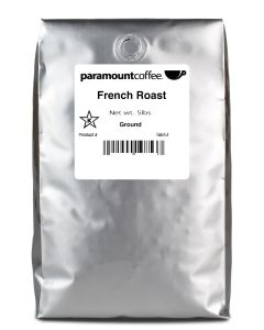 French Roast 5# Ground