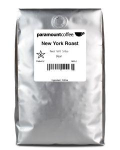 New York Roast 5# Bean Coffee