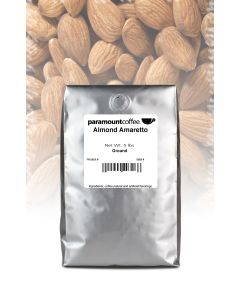 Almond Amaretto 5 lb Ground Coffee