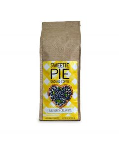 SWEETIE PIE, Blueberry Cream Flavored Ground Coffee