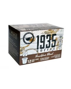 1935 Breakfast Blend Single Serve Pods