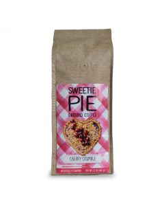 SWEETIE PIE,  Cherry Crumble Flavored Ground Coffee