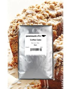 Coffee Cake 5# Whole Bean Coffee