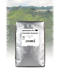 Colombian Supremo 5 lb Whole Bean Coffee