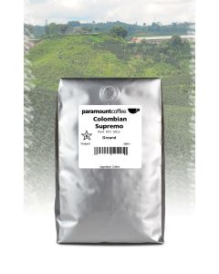 Colombian Supremo 5 lb Ground Coffee