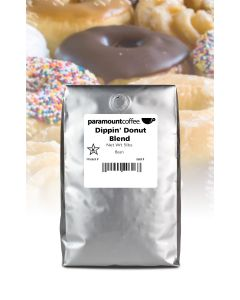 Dippin' Donut Blend 5 lb Whole Bean Coffee