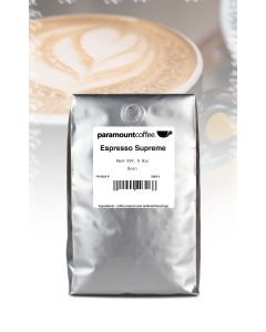Paramount Espresso Supreme 5 lb Whole Bean Coffee