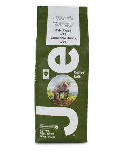 Joe Knows Coffee,  Fair Trade Joe 12 oz ground package