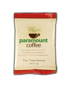 Fair Trade Rwanda Single Coffee Pot Packets