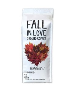 Fall In Love Pumpkin Spice 12 oz Ground Coffee