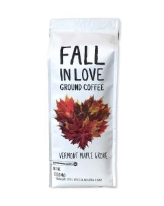Fall In Love Vermont Maple 12 oz Ground Coffee
