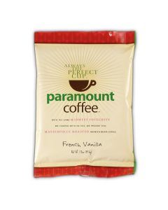 French Vanilla Single Coffee Pot Packets