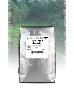 Fair Trade Rwanda 5 lb Whole Bean Coffee